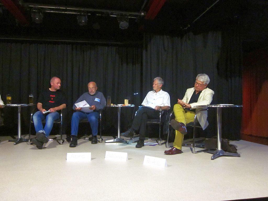 Heinhold, Schmid und Romanski