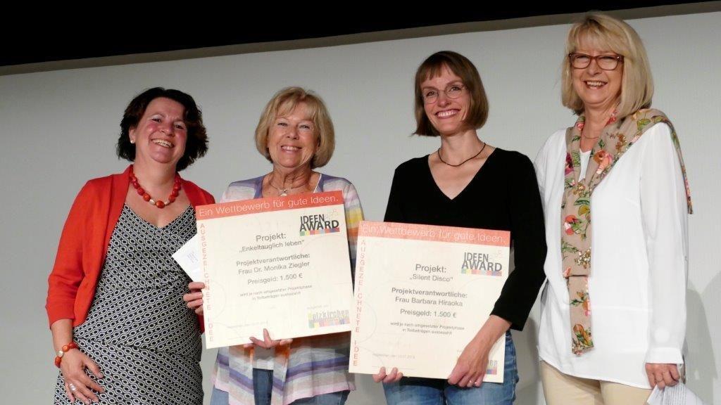 Prämierung Ideen Award