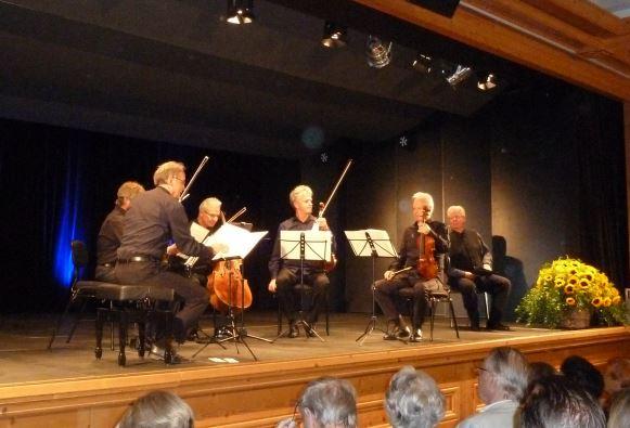 Auryn Quartett, Matthias Buchholz und Olaf Bär