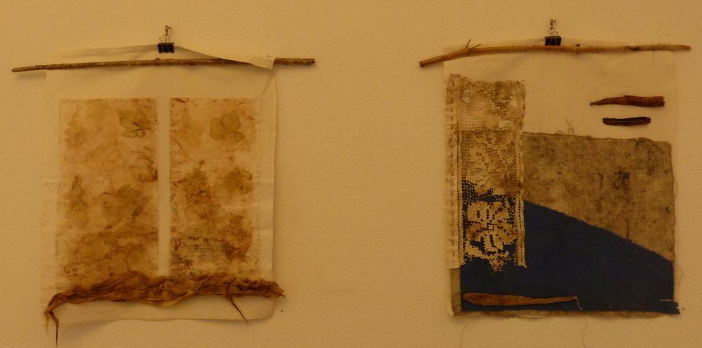 Textilkunst Kalenderblätter