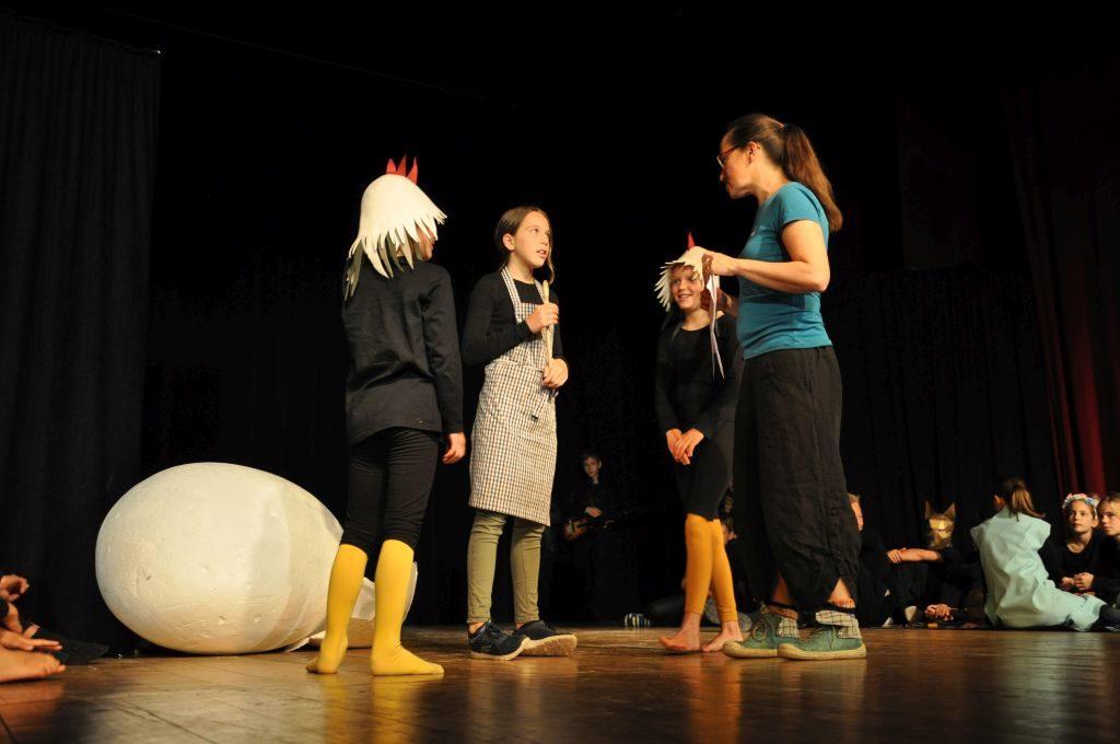Musiktheater für Kinder mit Christiane Ahlhelm