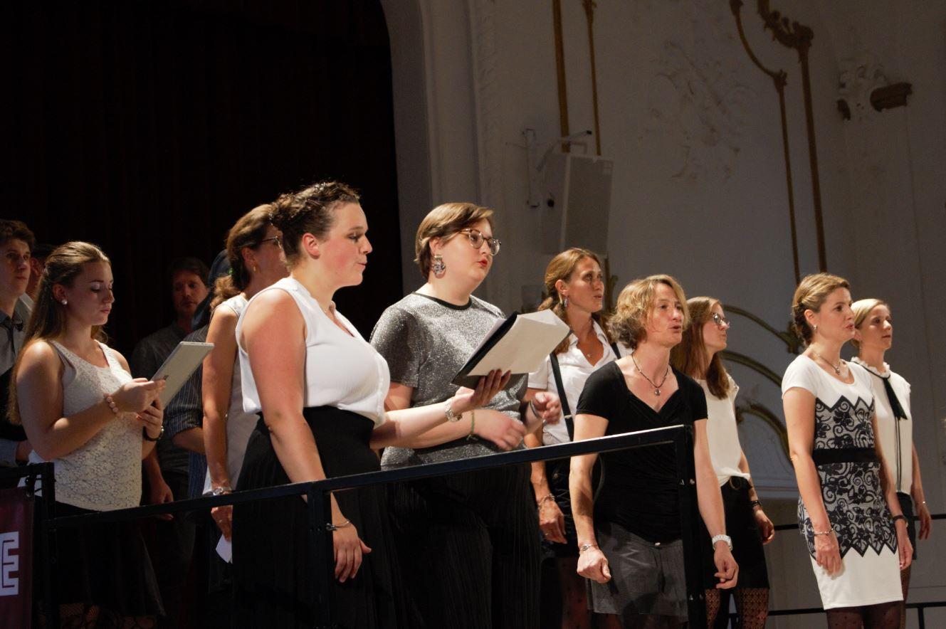 Chorkonzert in Miesbach - Ostbahngroove und Jazzchor Miesbach