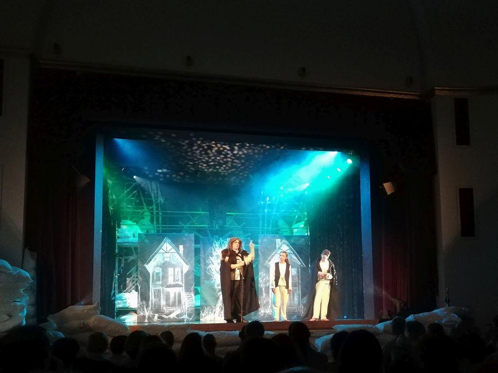 Schülertheater in Bad Tölz