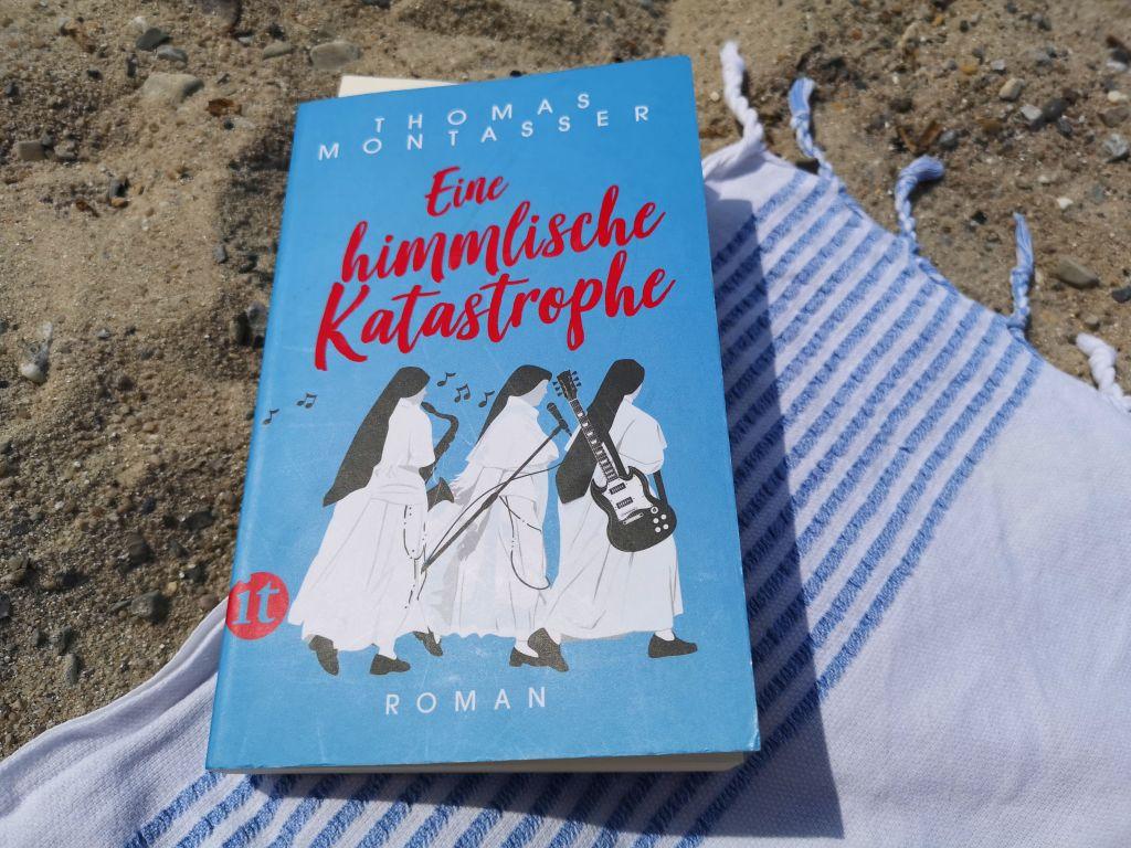 """Thomas Montasser """"Eine himmlische Lektüre"""" - unser Buchtipp für den Sommer"""