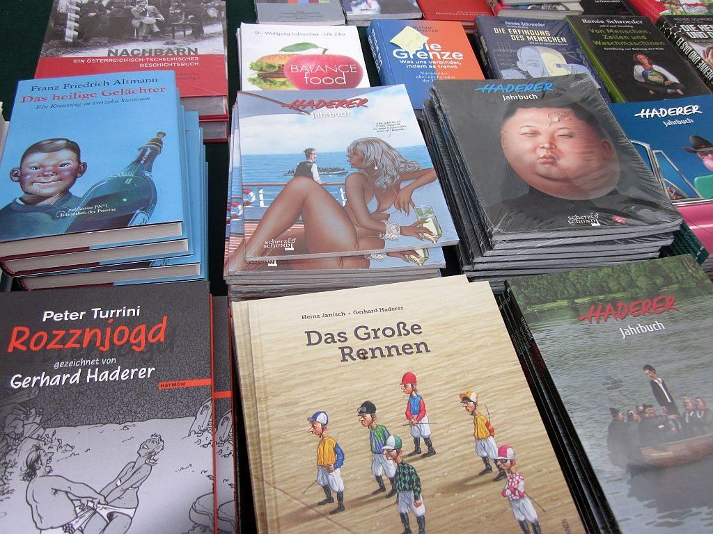Bücher Gerhard Haderer