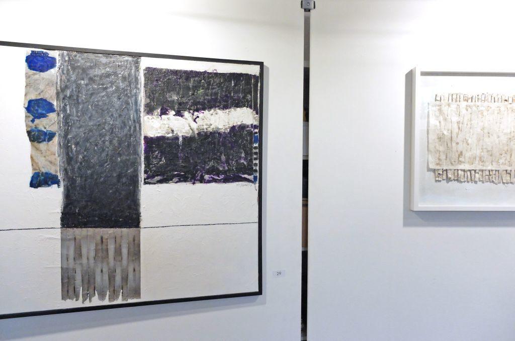 Kunstausstellung Bayrischzell Klaus Gogolin