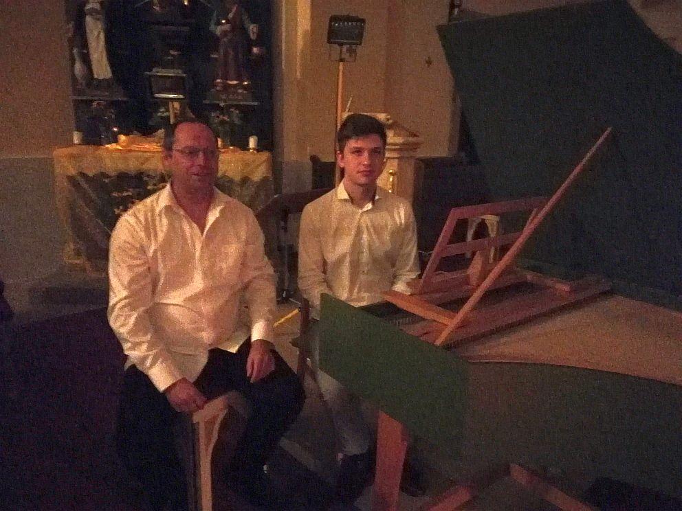 Emanuel Schmelzer-Ziringer und Moritz Laurer