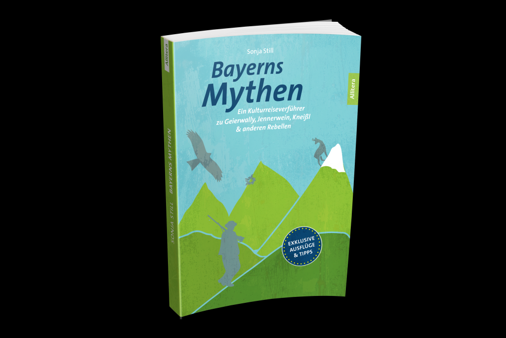 Bayerns Mythen-Cover