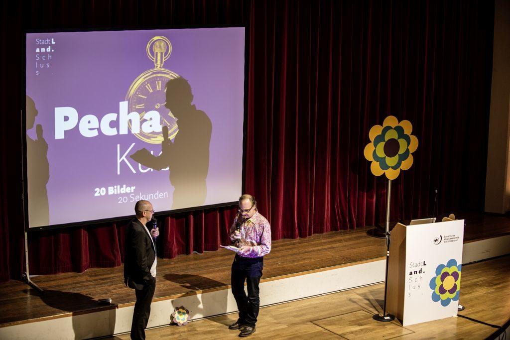 Interdisziplinäres Symposium Pecha-Kucha