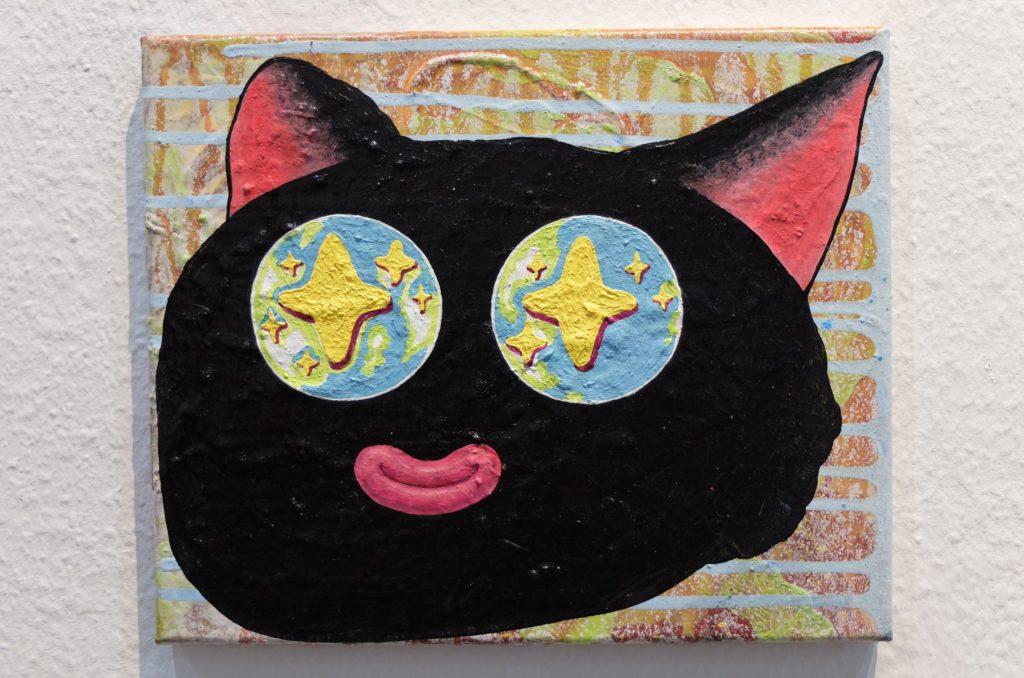 """Katzen machen Menschen glücklich - bei Yuko Takatsudo sind sie nicht nur """"niedlich"""""""