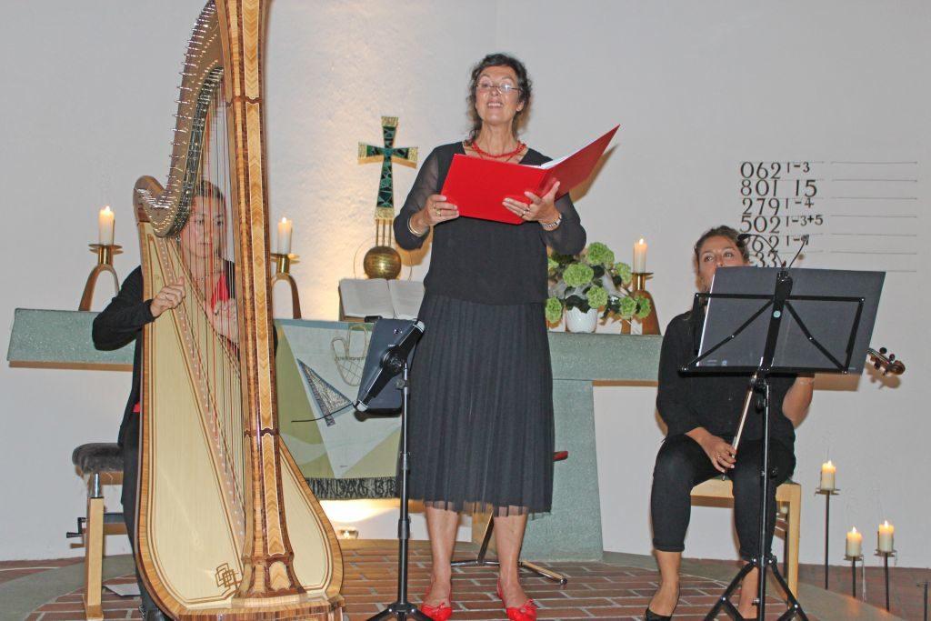 Mit viel Gefühl: Ensemble Romantika in der Christuskirche