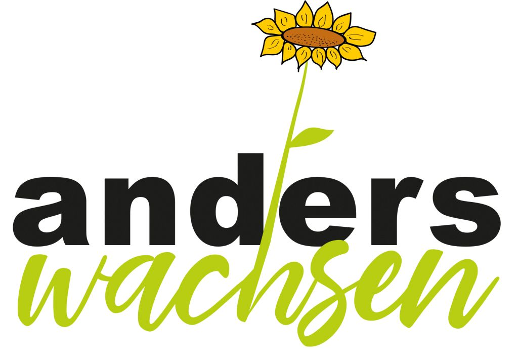 Logo Anders wachsen