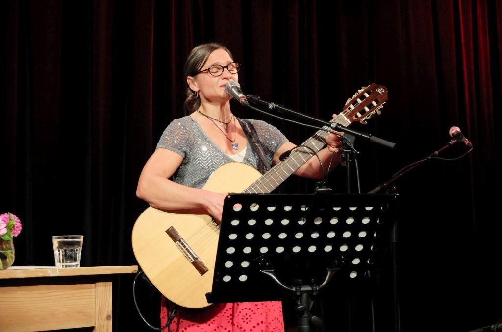 Annie Reisberger -echt und witzig