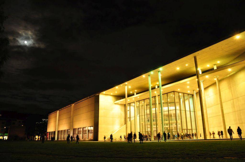 Pinakothek Museumsnacht in München