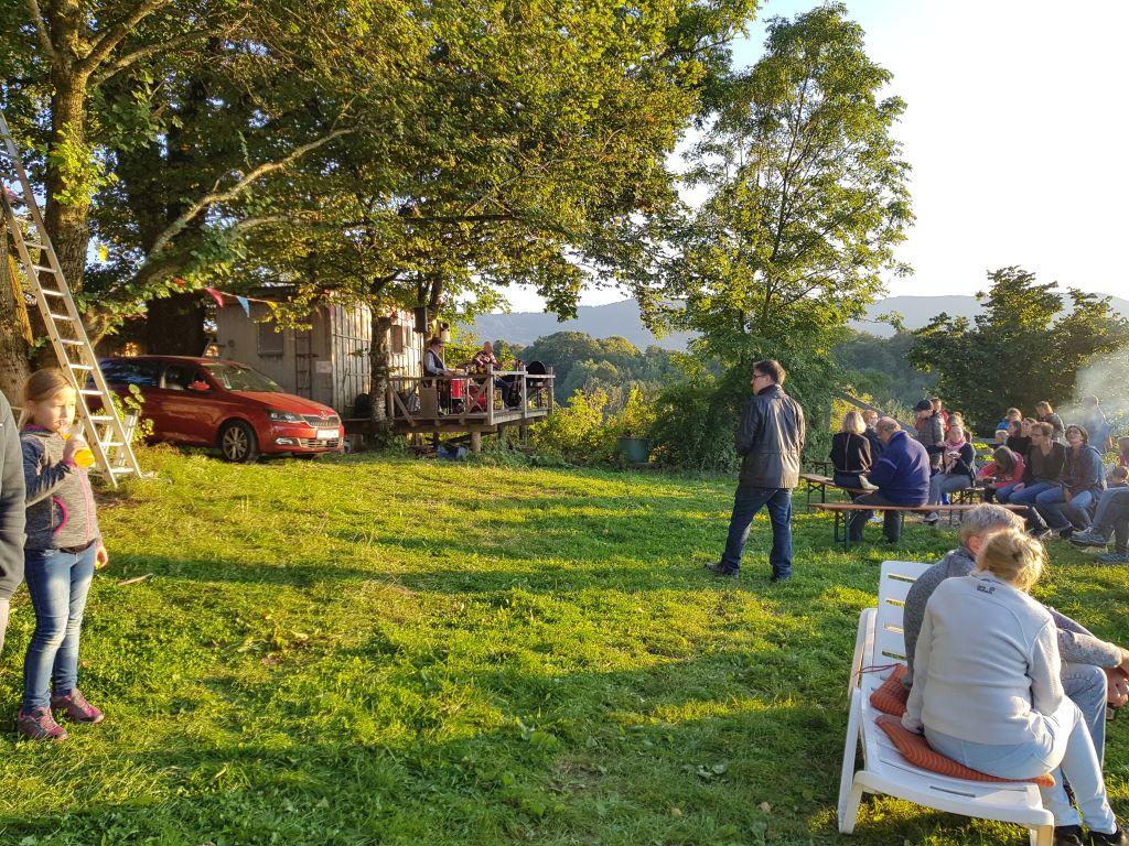 Filmfest am Berghof