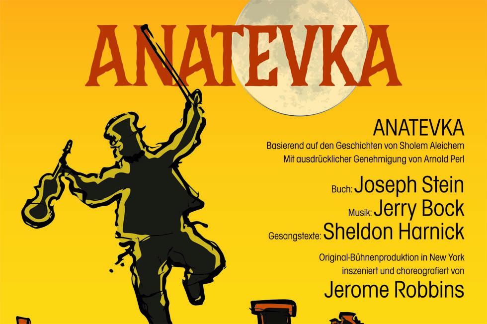 Freies Landestheater Bayern - Anatevka