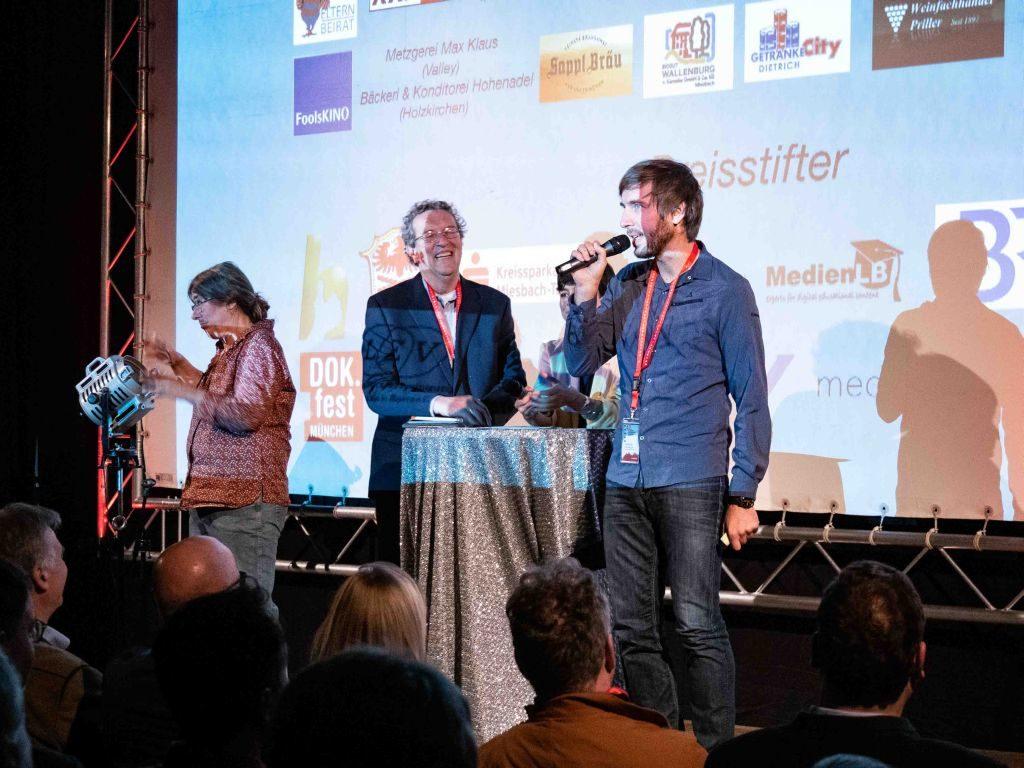 Filmtage in Holzkirchen Sebastian Wanninger