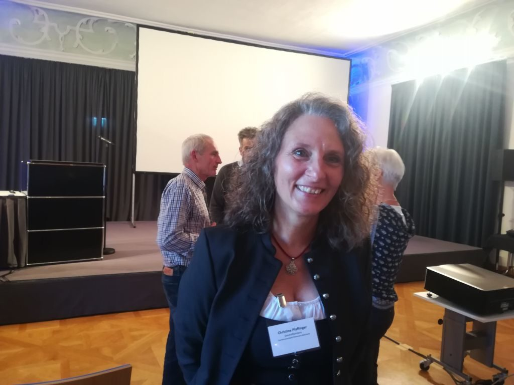 Tourismus und Kirche Christine Pfaffinger