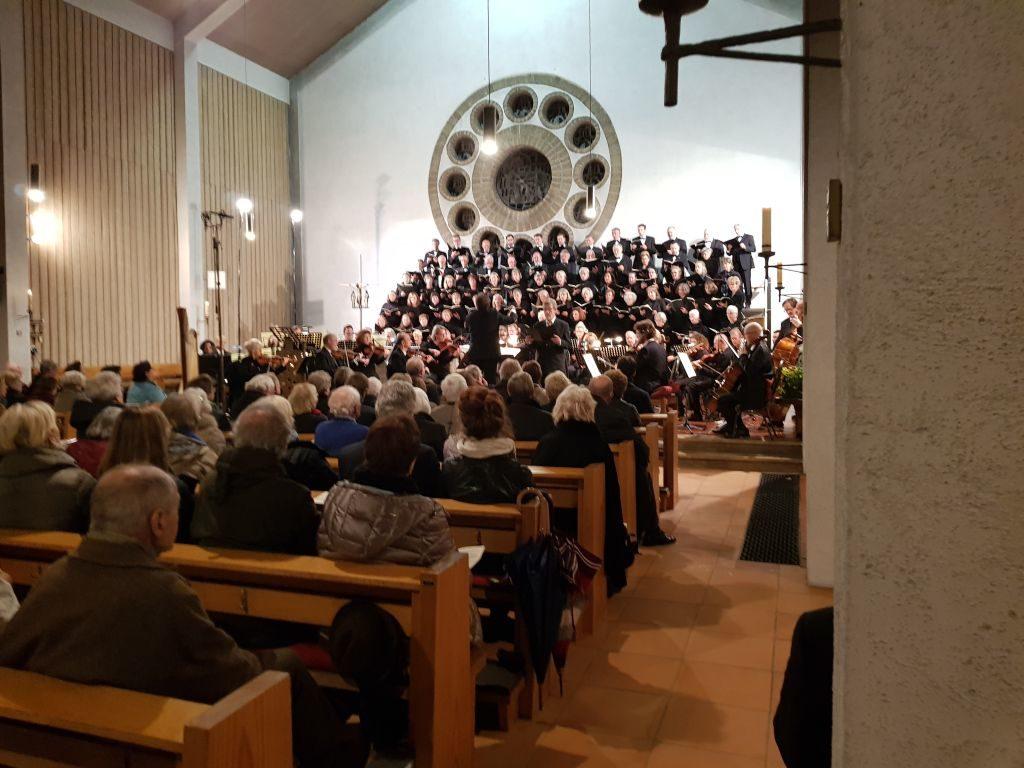 Brahms-Requiem Bad Wiessee