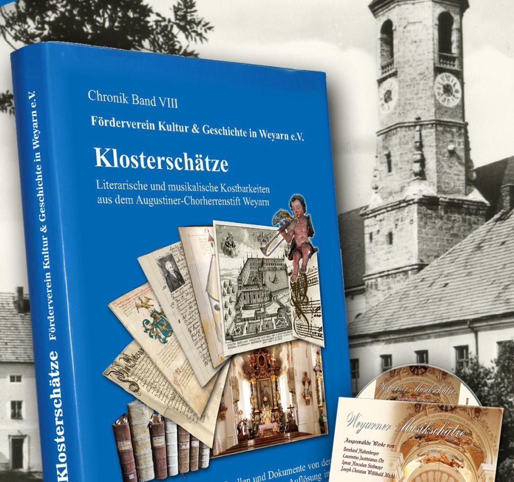 Klosterschätze Weyarn