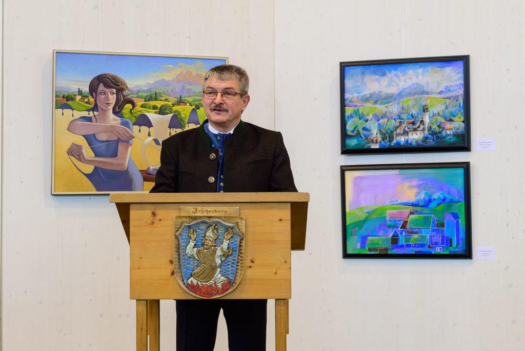 Bürgermeister Klaus meixner