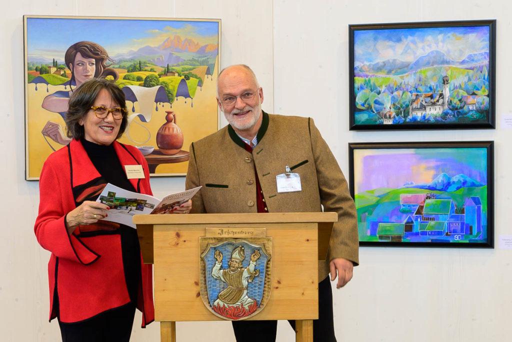 Ausstellung in Irschenberg