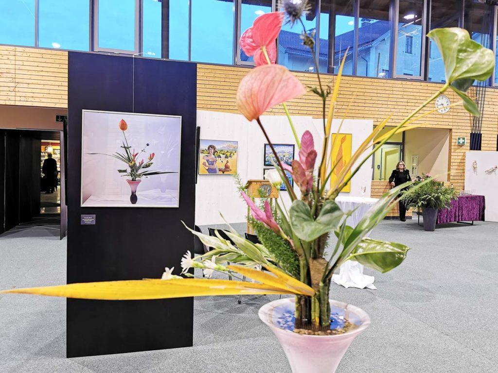 Projekt Ikebana