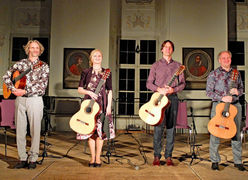 Machado Quartett in Tegernsee - Jubiläumskonzert 10 Jahre