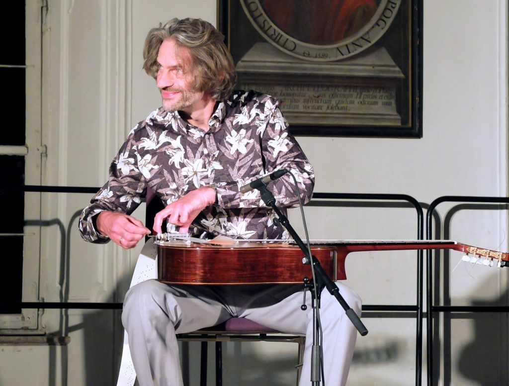 Ingo Veit - Machado Quartett in Tegernsee