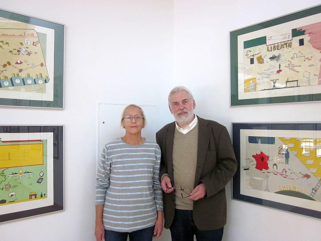 Rosi und Rolf Quandt