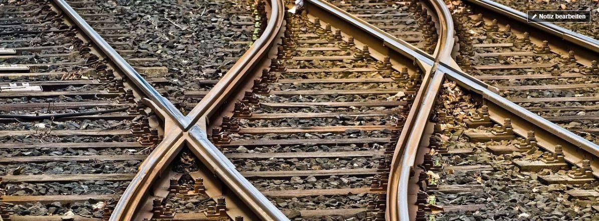 Spurwechsel - dem Leben eine neue Richtung geben