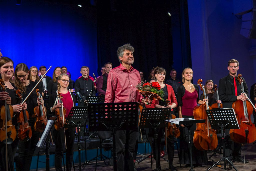 Benefizkonzert in Miesbach mit den Pegasus Symphonics