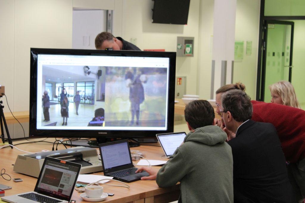 Tegernseer Wissenschaftstage 2019 - Künstliche Intelligenz zum Anfassen in der Realschule Gmund. Foto: Karin