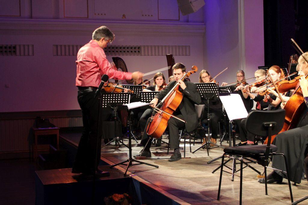 """""""Pezzo Capriccioso op.62"""" mit dem Jungstar Pedro Bericat. Foto: Andreas Vogt"""