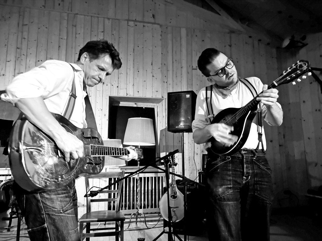 Blueskonzert Black Patty vom Feinsten am Tannerhof