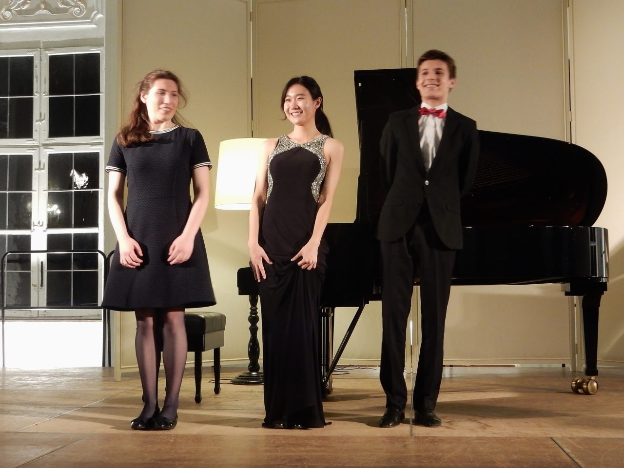 Junge Solisten im Barocksaal Tegernsee