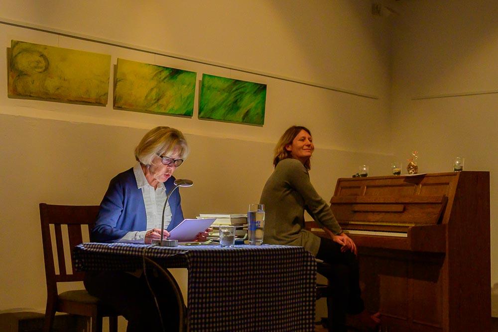 Monika Ziegler und Anschi Hacklinger