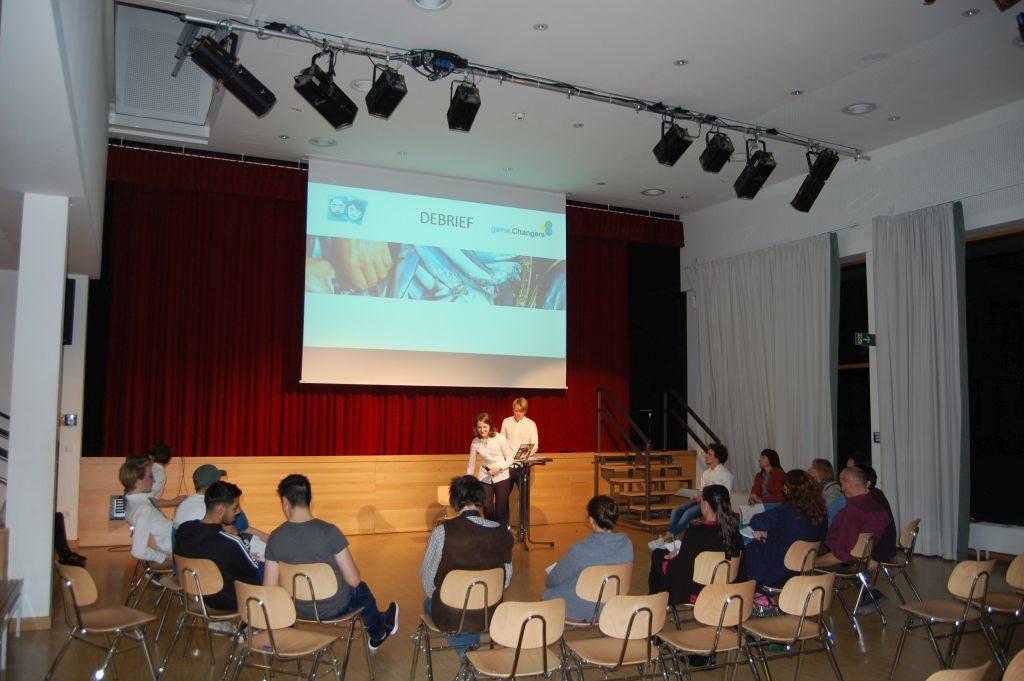 P-Seminar Gymnasium Miesbach