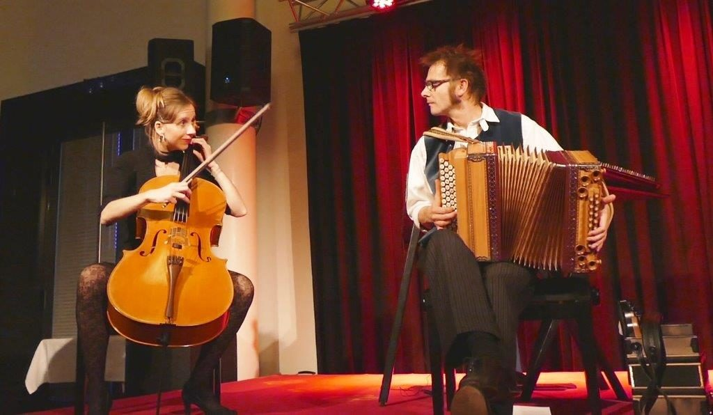 Thomas Gruber und Maria Friedrich