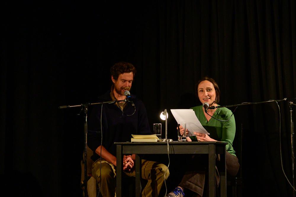 Lydia Starkulla und Sebastian urmel Saurle