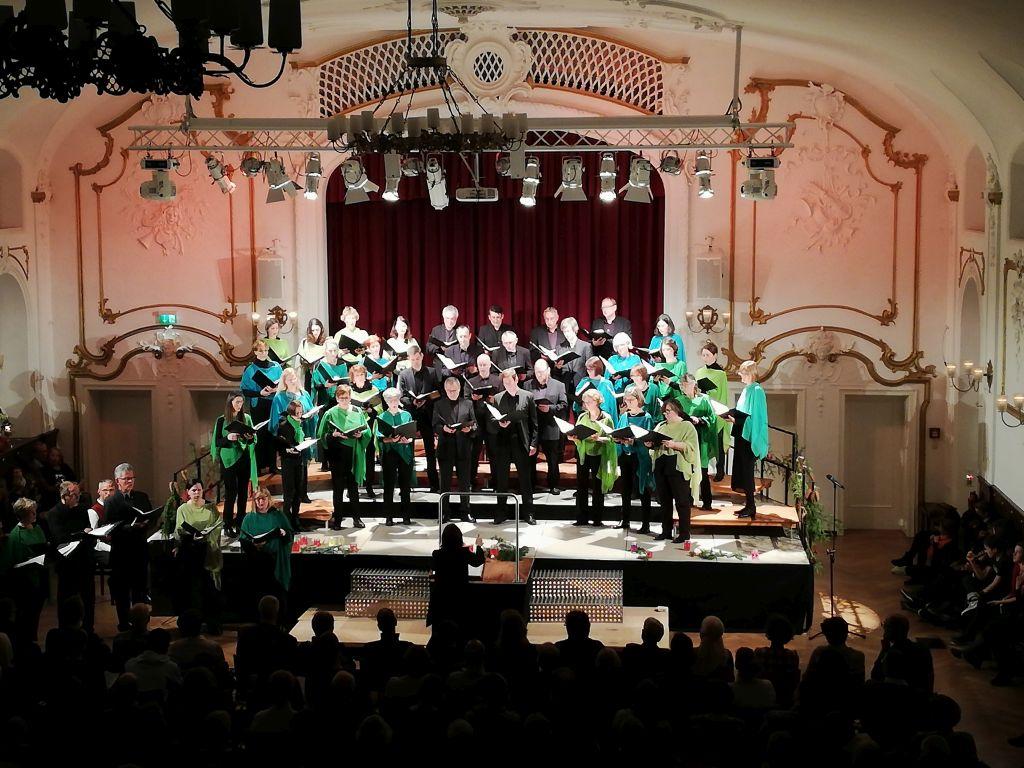 Weihnachtskonzert in Holzkirchen