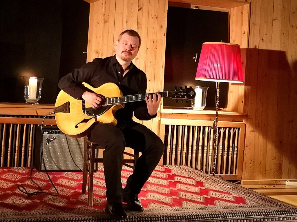 Minimal Music - Andreas Dombert Konzert am Tannerhof