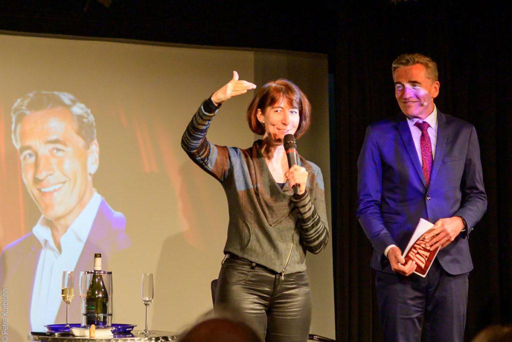 Rosi Kornisch und Stefan Scheider