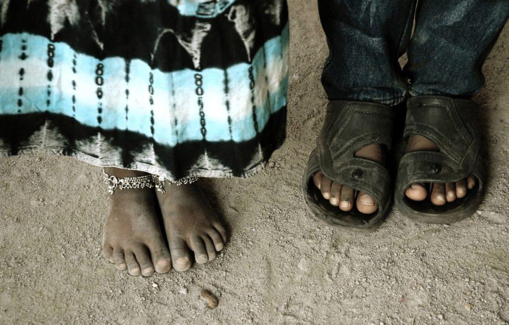 Fußgeschichten