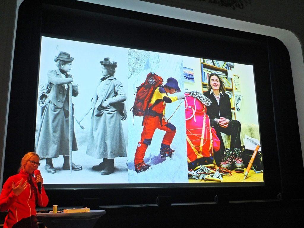 Frauenpower damals und heute