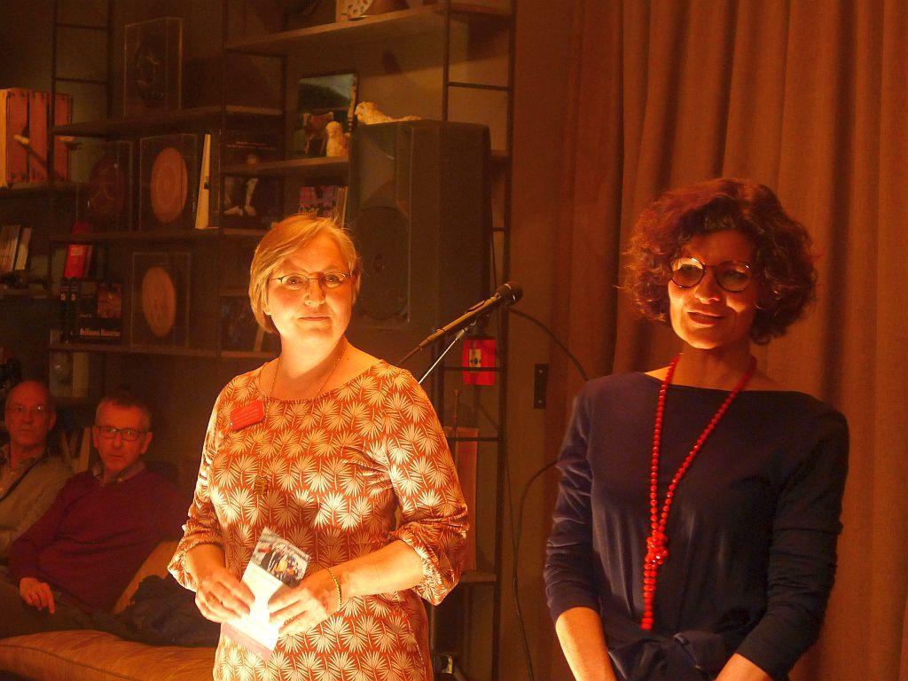 Alexandra Baeten und Stefanie Boltz