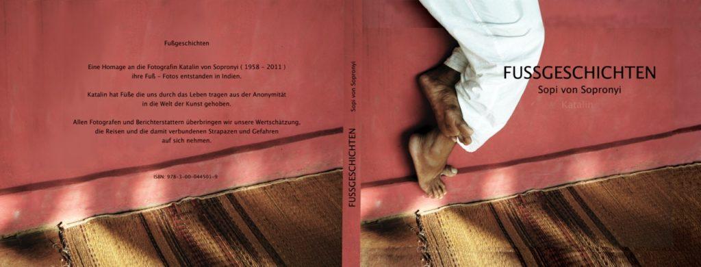 Fußgeschichten Cover