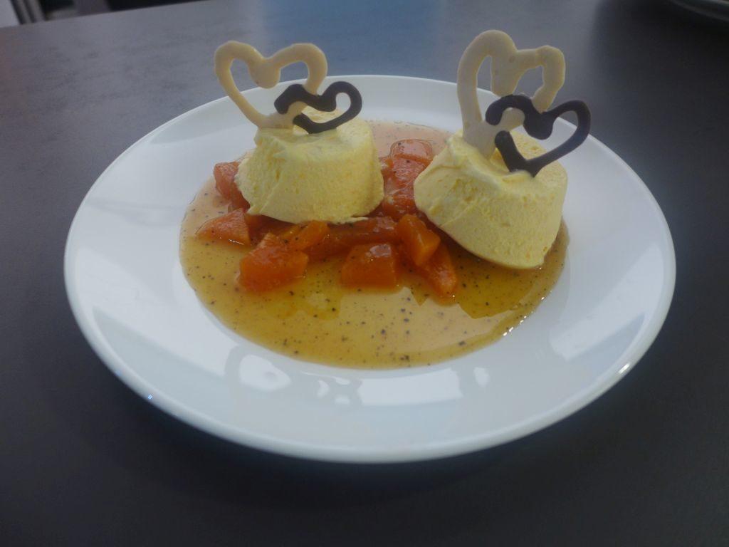Comedy-Dinner Dessert