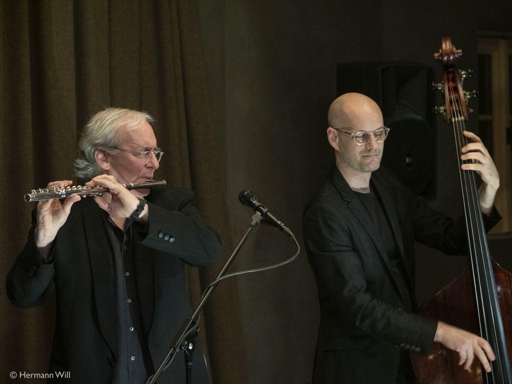 August Zirner und Sven Faller