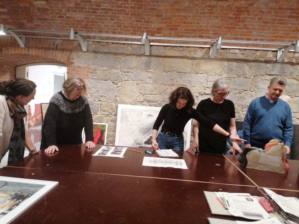 Jury Landkreisausstellung